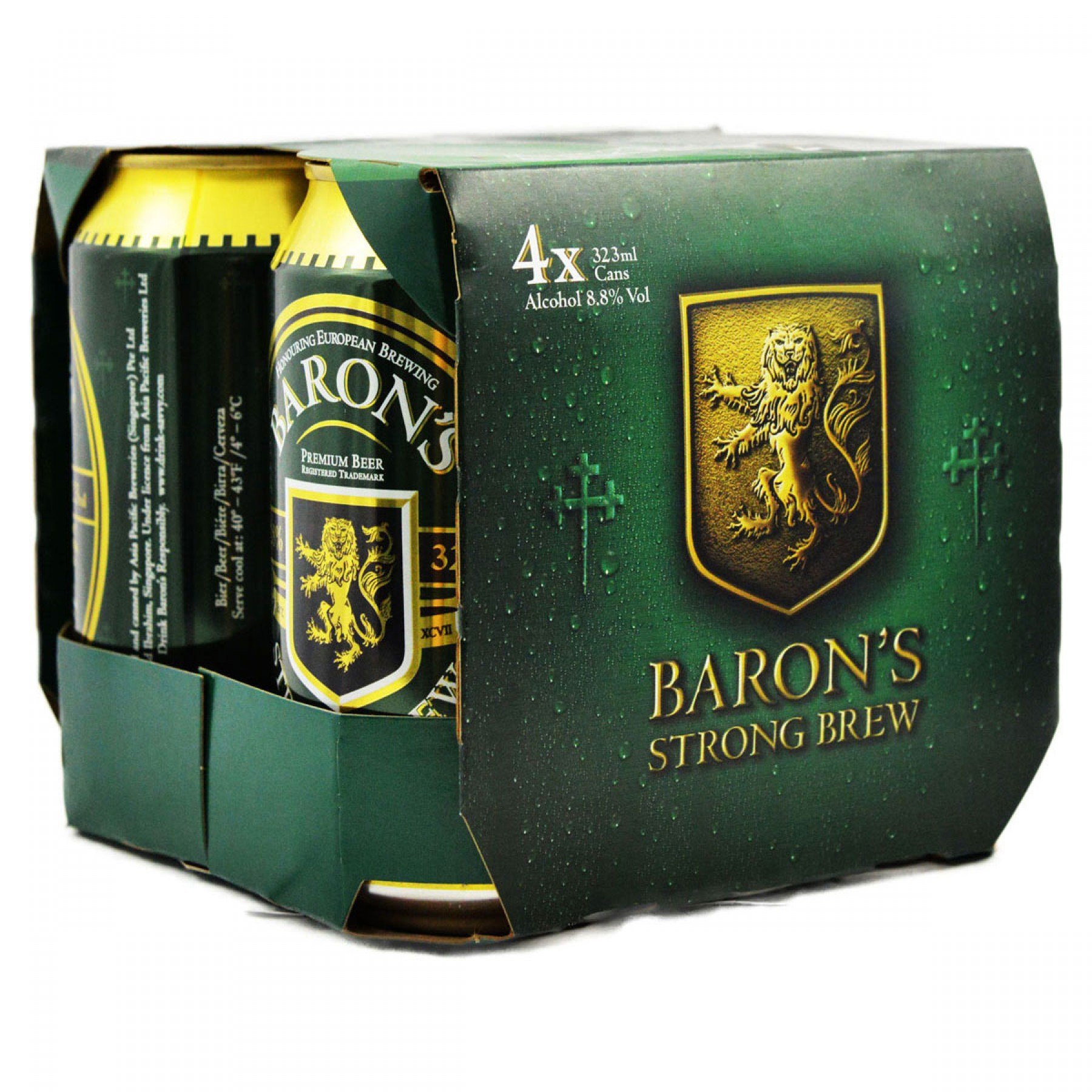 Baron S Strong Brew