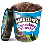 BEN & JERRY'S CHOCOLATE THERAPY 473ml - 1 PINT: 47 ...