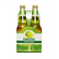 Somersby Apple Cider Pint 330ml (4 x 330ml) - 1 Carton: ...