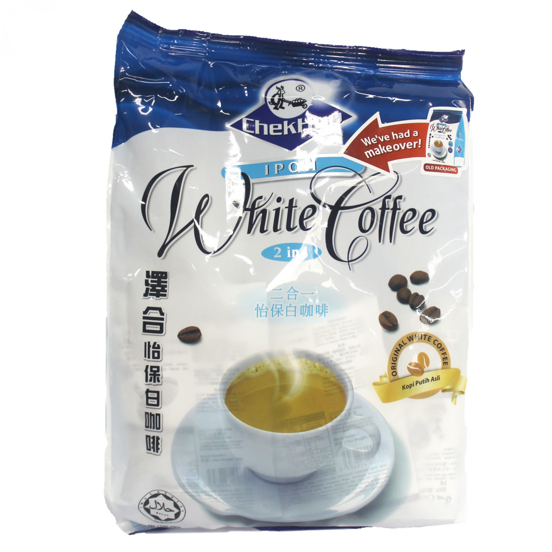 ... Chek Hup White Coffee 2 in 1 Loading zoom