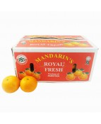 Pakistan Mandarin Oranges (Large) 8-10cm - 1 Carton: 36 ...