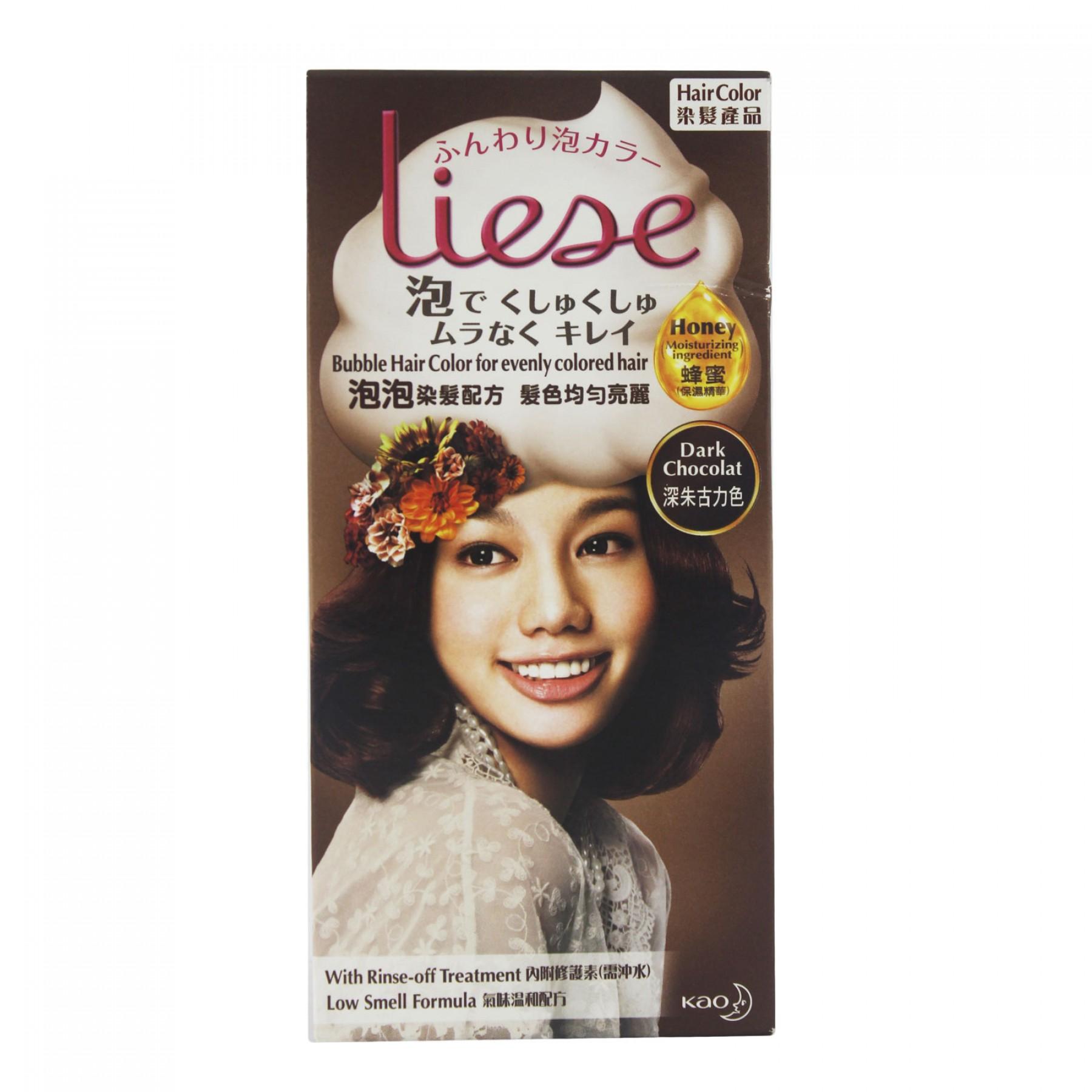 Liese Hair Colour Dark Chocolate