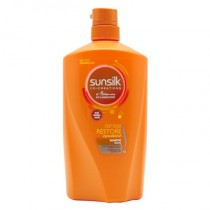 Sunsilk Damage Restore Shampoo 900ml - 1 Bottle:900ml