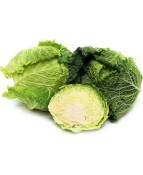 CABBAGE (SAVOY) - 600GM / PKT