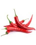 CHILLI (RED) 红辣椒 - 1 -1.2 KG  / PKT