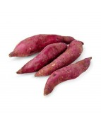 POTATO (SWEET JAPANESE) - PURPLE SKIN - 1-1.2 KG / PKT