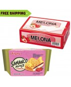 BINGGRAE SAMANCO STRAWBERRY (150ml x 4s) + MELONA MULTI ...