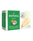 Potong Multipack - Coconut (60ml x 6s) - 1 PACK: 60ML x ...